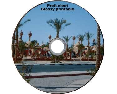 Glossy photo printable