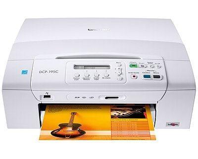 brother printer werkt met 4 inktcartridges