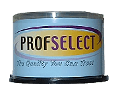 Lege dvd media Hoge kwaliteit Profselect